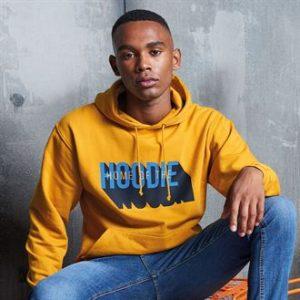 classic fit hoodies