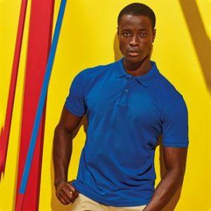 premium fit polo shirts